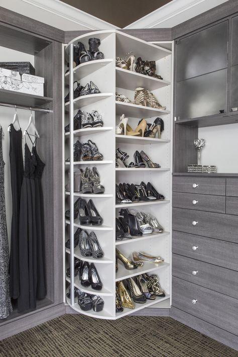 Walk Ins/Reach Ins — Closet Envy Designs