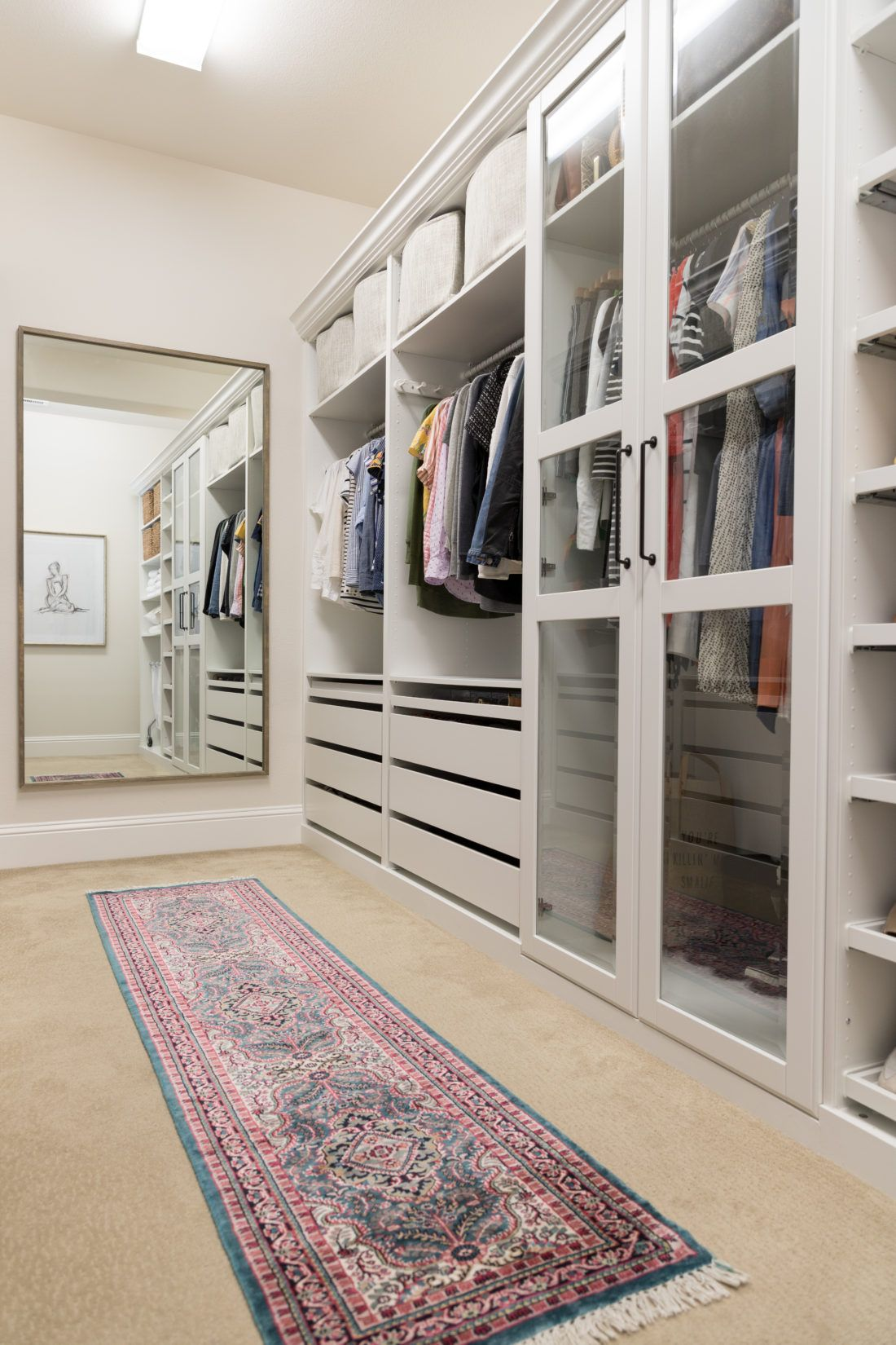 Walk-in Closet Makeover with IKEA PAX – Crazy Wonderful