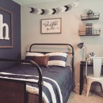 We just moved my son up into this great new bed from Ashley HomeStore With some ...