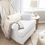 Weathered and Neutral Coastal Nursery Update | Table and Hearth