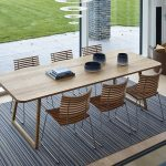 Wharfside UK DM3600 series dining table