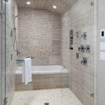 White Standing Pebble Tile
