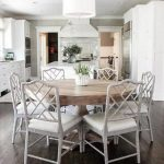 Why A Round Dining Table is a Great Choice - Coastal Farmhouse