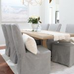 Why I Love My Comfort Works Dining Chair Covers — House Full of Summer - Coastal Home & Lifestyle
