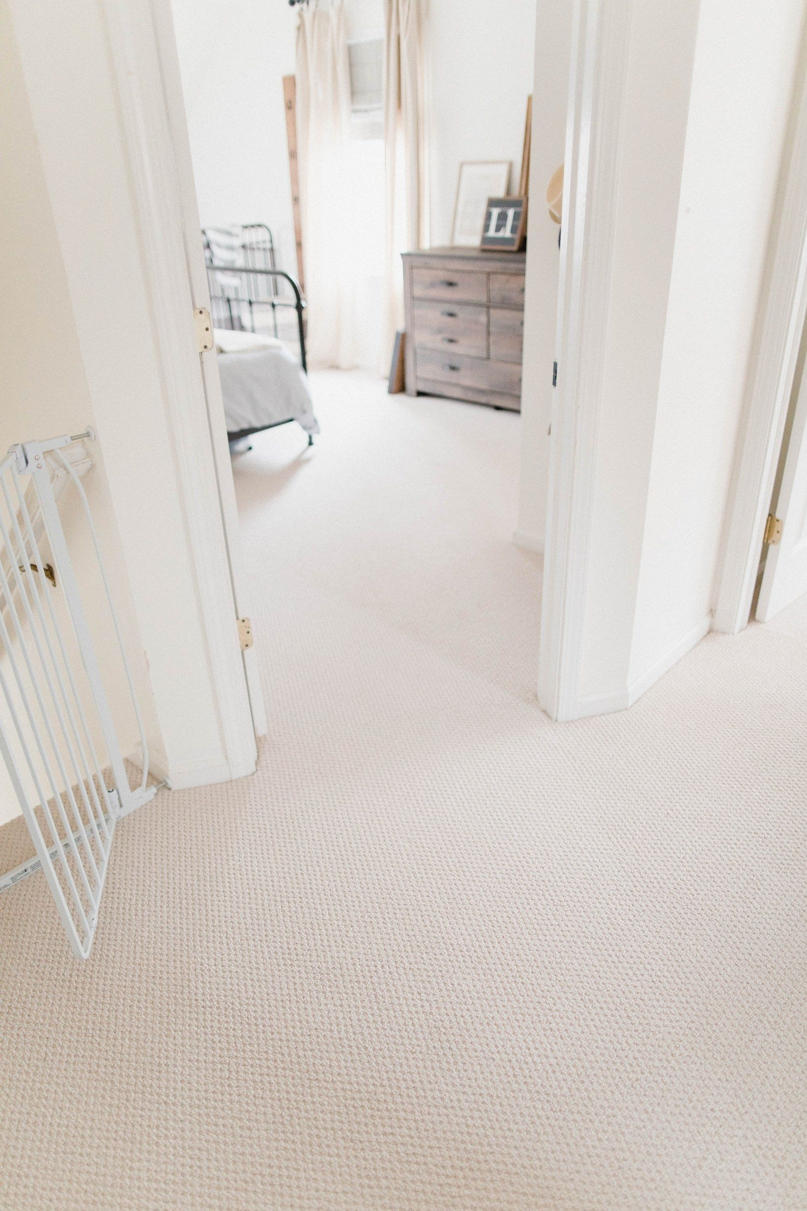 Why We Installed Wall-to-Wall Carpeting Upstairs – Lauren McBride