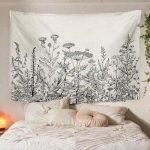 Wild Herbs Tapestry