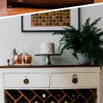 Wine cabinet furniture