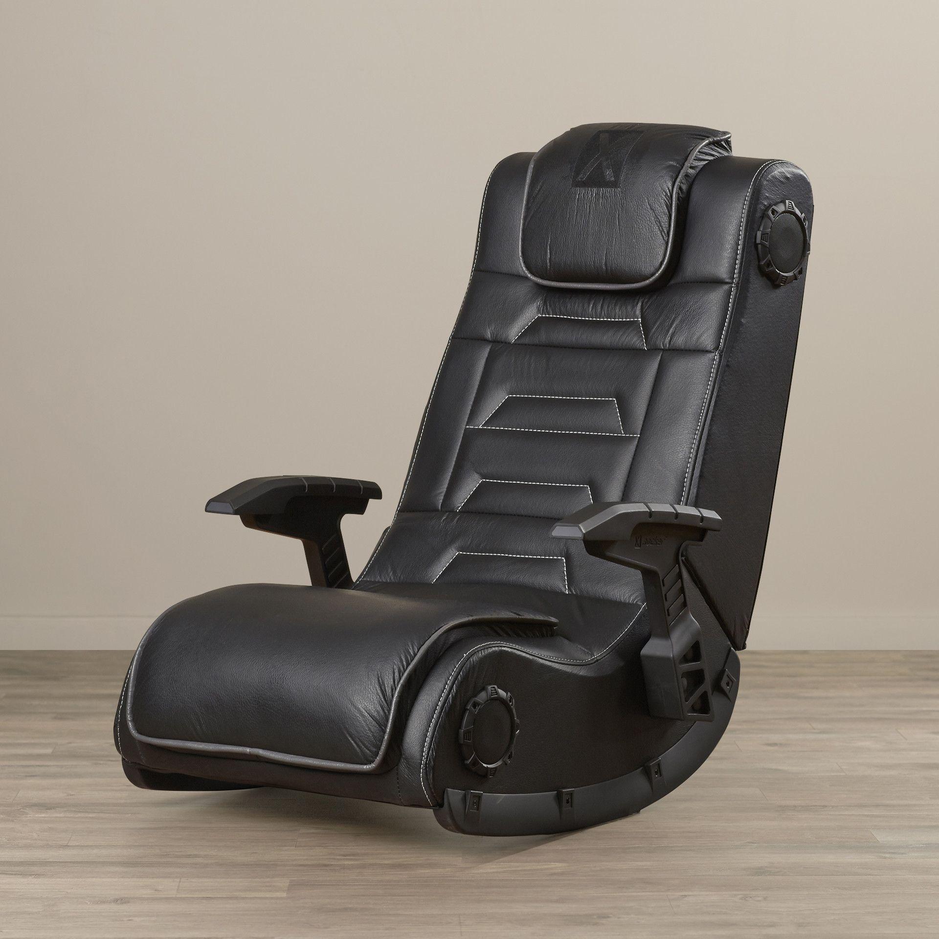 Wireless Video Rocker Game Chair