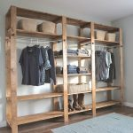 Wood Closet Shelving | Ana White