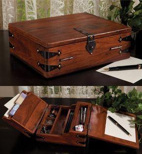Writing Desk Box