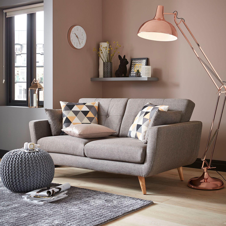 Zara 3 Seater Sofa