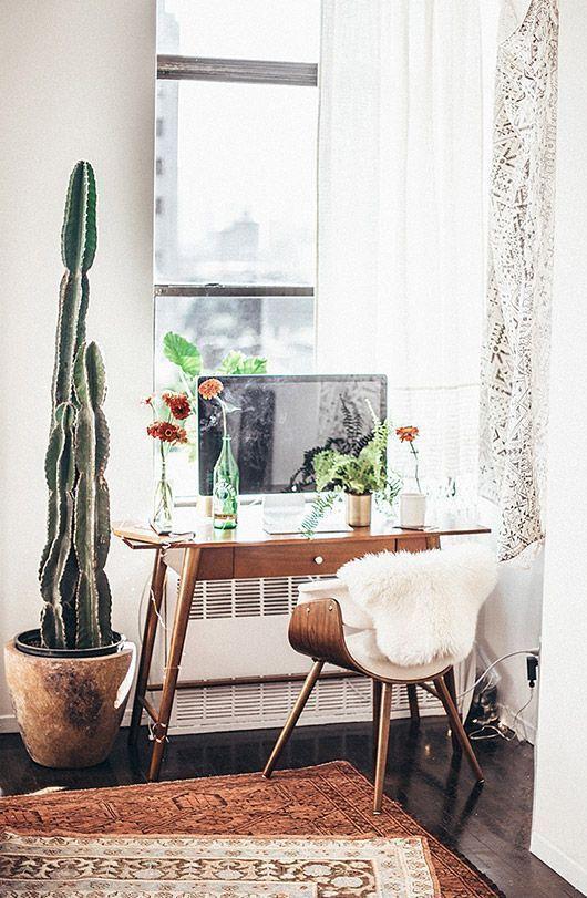 at home in new york city. | sfgirlbybay