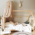 beautiful bedroom design ideas for girl house bed with canopy    #kids #bedroom#...