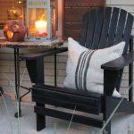 black adirondack chairs - Google Search #AdirondackChair