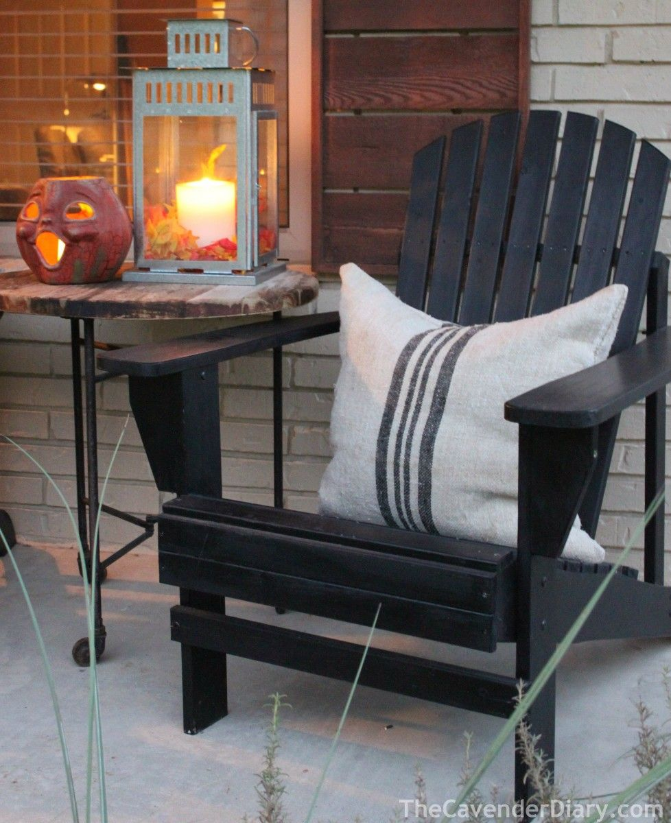 black adirondack chairs – Google Search #AdirondackChair