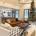 #christmas #interior #leather #couch - pickndecor/home