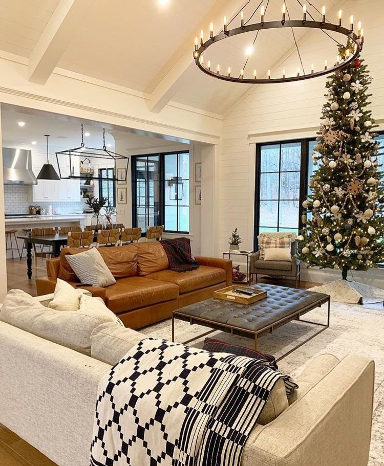 #christmas #interior #leather #couch – pickndecor/home