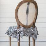 dining chair slipcover tutorial (updated) - Miss Mustard Seed