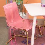 dull to colorful: an acrylic chair DIY - Oh Joy!
