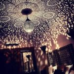 free shipping-Moroccan photophores ceiling lamp near style Lantern large lighting pendant lamp decor designer handmade copper