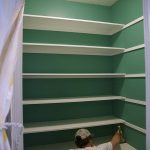 how to build pantry shelves - easy step by step tutorial