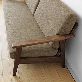 joystyle-interior: There is three credit sofa SALA-3P-WN ※ washable cloth for …