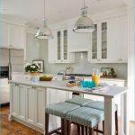 narrow kitchen island with seating 5 - Decor Renewal