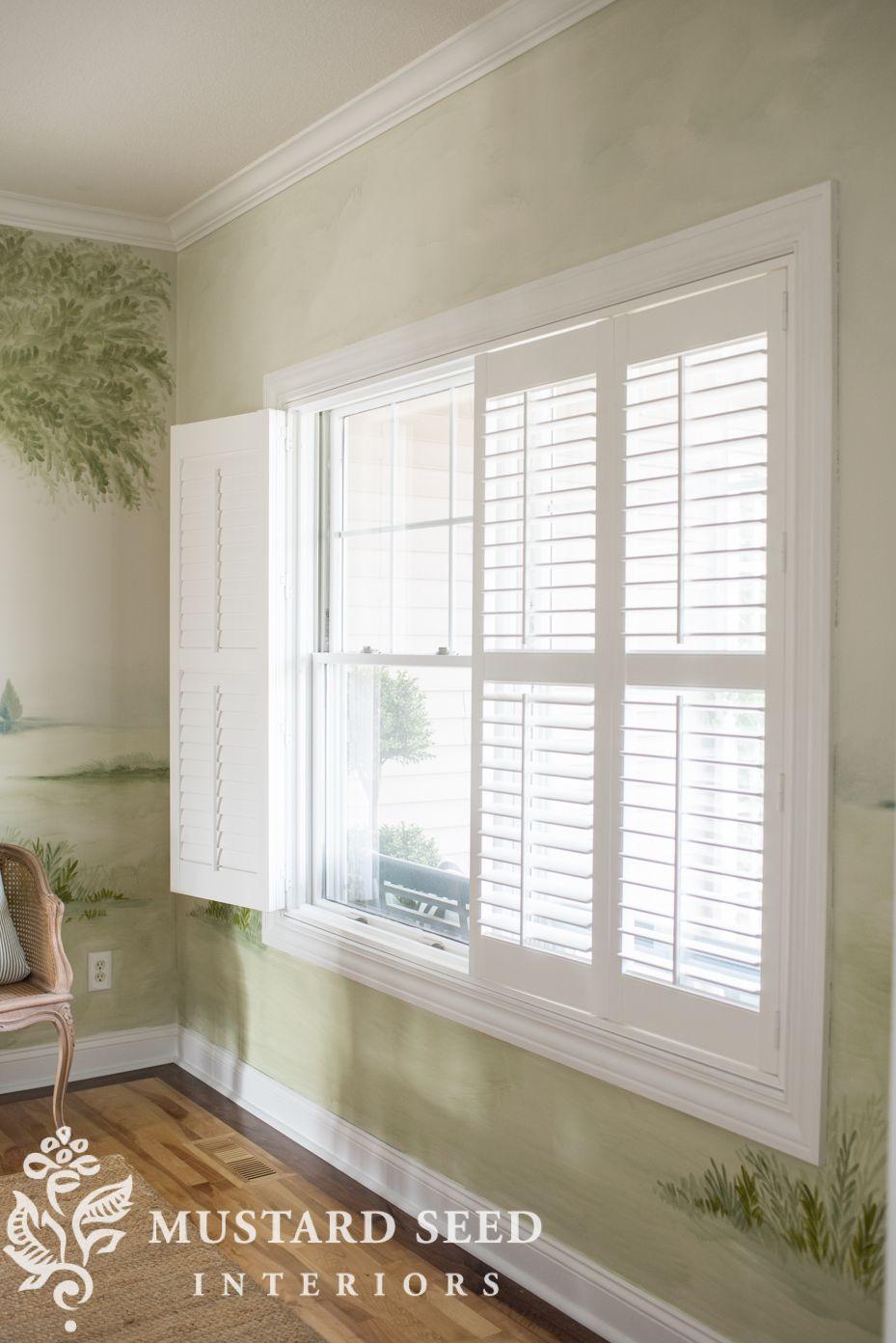 plantation shutters – Miss Mustard Seed