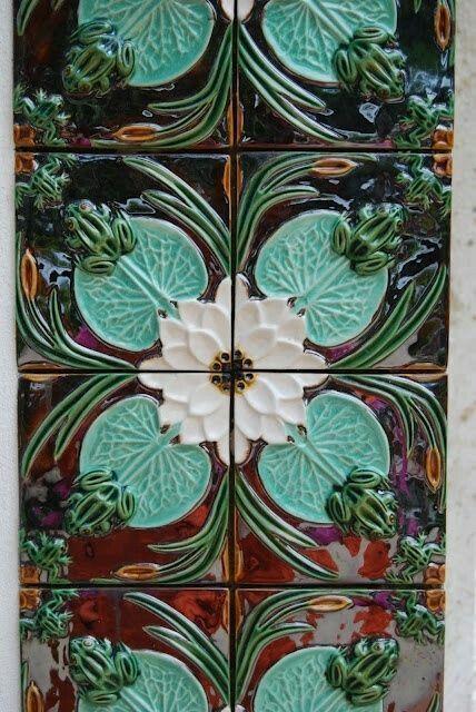 "waternymphlovesdante: ""Portuguese ceramic tiles"" – Hi Buddy, How you doin?"