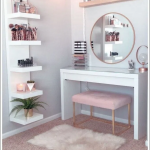 ➽ 60+ Teenage Girl Bedroom Ideas ~ The Mood Palette ~ | newsmartdesign.com #gi...