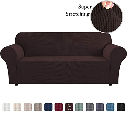 Amazon.com: Sofa Slipcovers 3 Seater Sofa Covers for 3 Cushion .