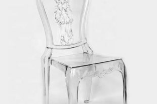 China Prince Transparent Chair Clear Acrylic Chairs for Wedding .
