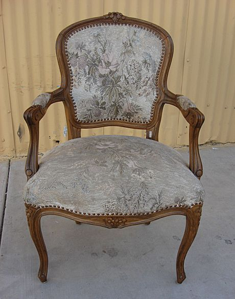 French Antique Louis XV Armchair Antique Furniture Antique Chair .