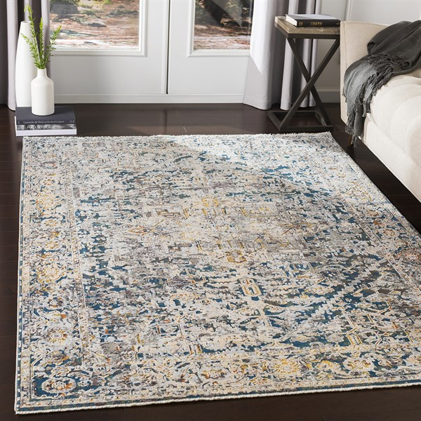 Surya Presidential PDT-2300 Rug | Farmhouse Area Rug | Rugs Dire
