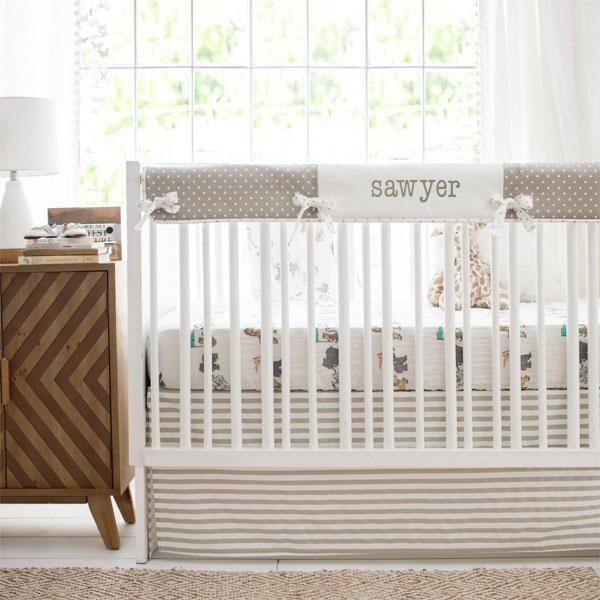 Animal Parade Crib Baby Bedding Set - Jack and Jill Boutiq