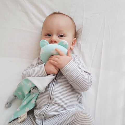 What makes a Kippin the perfect baby comforter? | Kippi