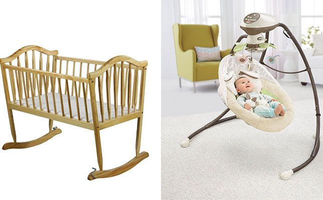 7 Best Baby Cradle Swings: Ultra Guides And Reviews 2020 | Baby .