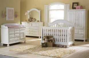 WHITE NURSERY FURNITURE Creations Baby Summers Evening 4 in 1 .
