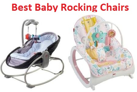 Top 15 Best Baby Rocking Chairs in 20