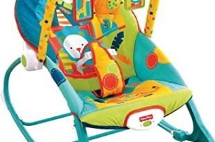 Amazon.com : Fisher-Price Infant-to-Toddler Rocker - Circus .