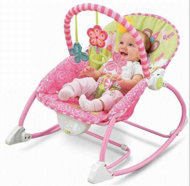 Ibaby Electric Baby Rocking Chair Newborn Musical Rocker Infant .