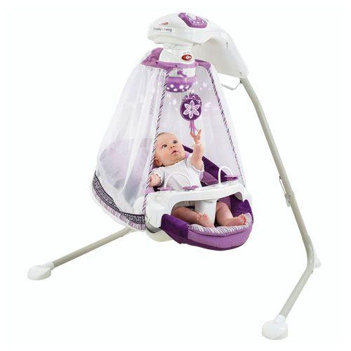 Infant Swings: Our Top Picks for Baby | Baby swings, Baby girl .