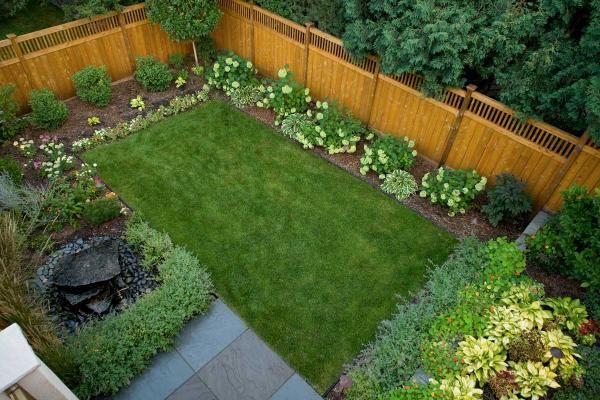 20 Awesome Small Backyard Ideas   Backyard garden design, Small .