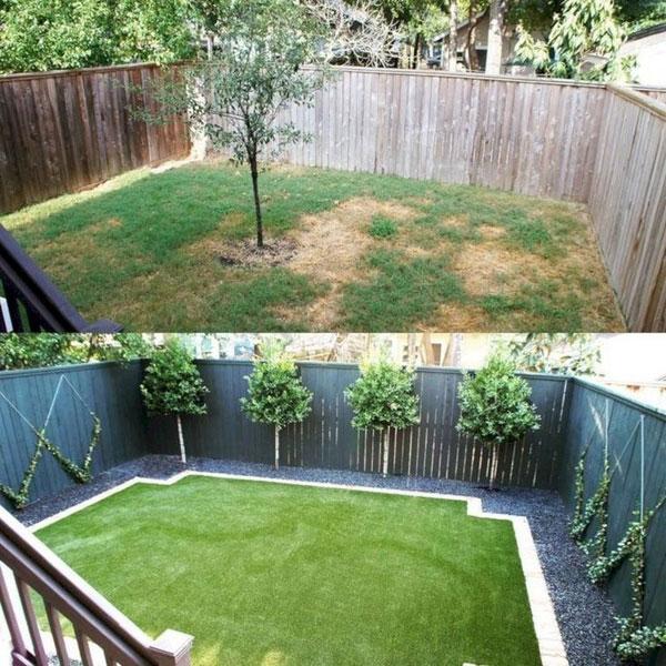 22 Amazing Backyard Landscaping Design Ideas On A Budget - Amazing .