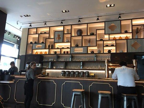 Bar counter - Picture of ATC alcohol tea coffee, Xitun - Tripadvis