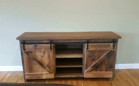Reclaimed Barnwood Furniture by The Rustic Country Barn in New .