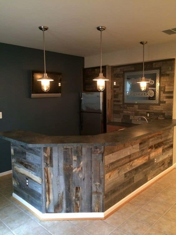 43 Insanely Cool Basement Bar Ideas for Your Home | Homesthetics .