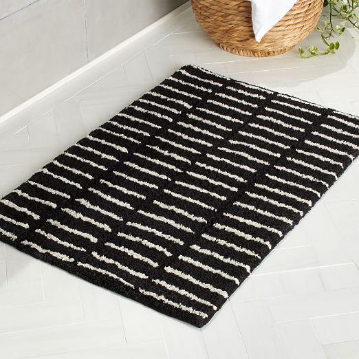 Modern Bath Mats and Rugs | C