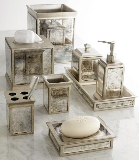 Palazzo Bath Accessories Set - Bath Accessories - Bathroom .