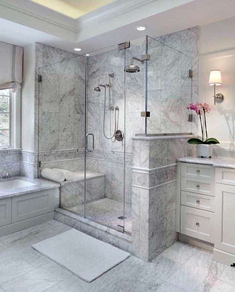 Top 60 Best Master Bathroom Ideas - Home Interior Desig